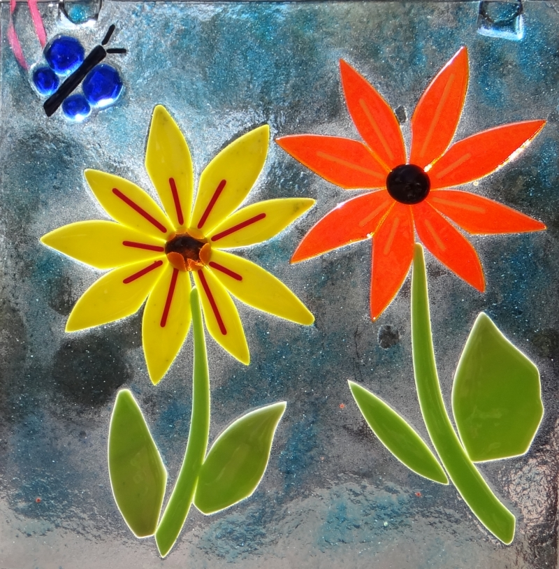 Flowers of Hope Panel created and donated by Janet Christian