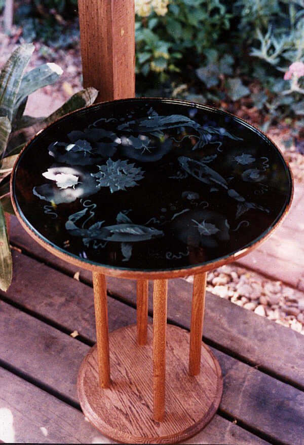 Koi Table